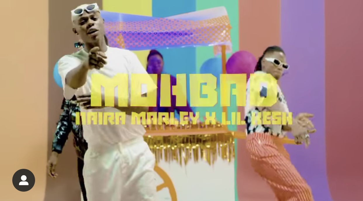Mohbad ft. Naira Marley, Lil Kesh – Ponmo Sweet (Official Video)