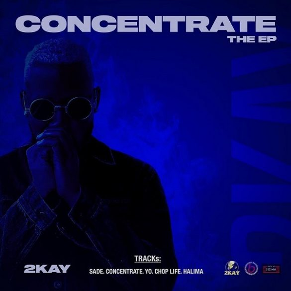 Mr 2Kay – Concentrate EP