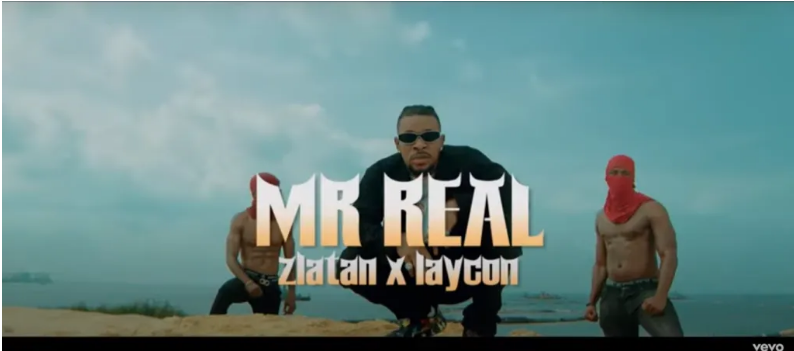 Mr Real – Baba Fela (Remix) ft. Laycon & Zlatan  [OFFICIAL VIDEO]