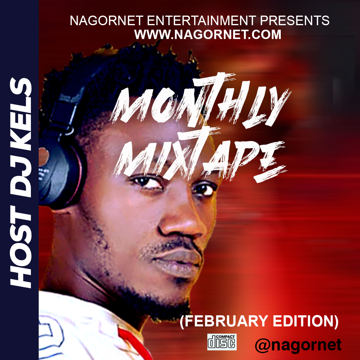 Nagornet Ft DJ Kels — NGT Monthly Mix (February 2021 Edition)