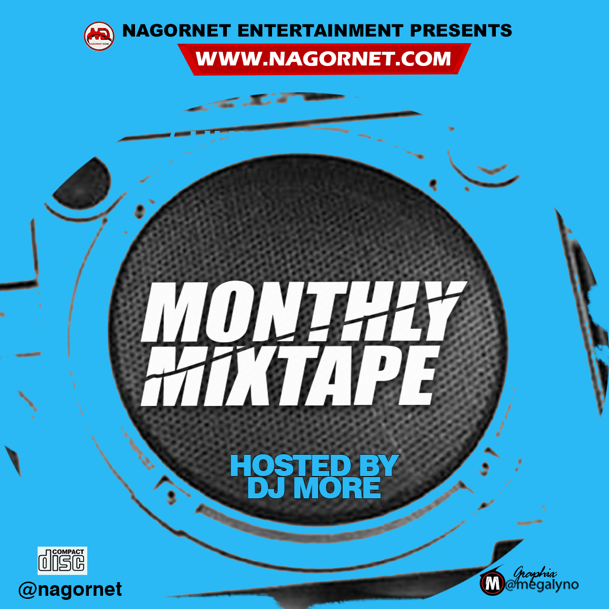 Nagornet Ft DJ More – NGT Monthly Mix (June 2020 Edition)