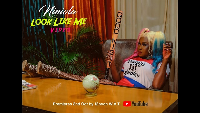 Niniola – Look Like Me (Official Video)