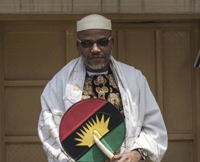 Nnamdi Kanu Vows To Launch Radio Biafra In Buhari's Hometown Within Six Weeks