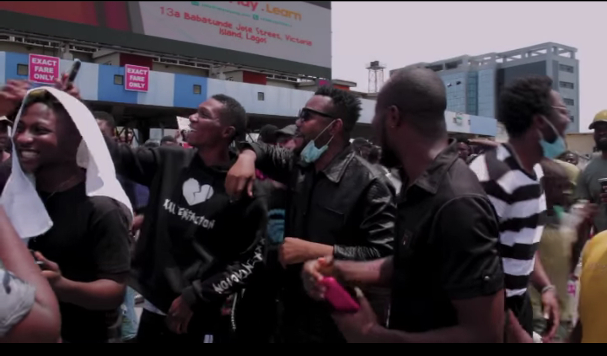 Oga Network – Wazobia (A Call To Naija Youth) [Official Video]