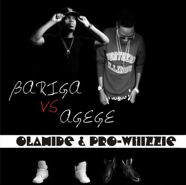 Olamide – Bariga Vs Agege Feat. Pro Whizzie