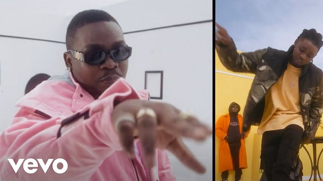 Olamide ft. Omah Lay – Infinity (Official Video)