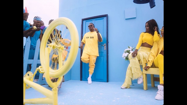 Olamide – Greenlight (Official Video)