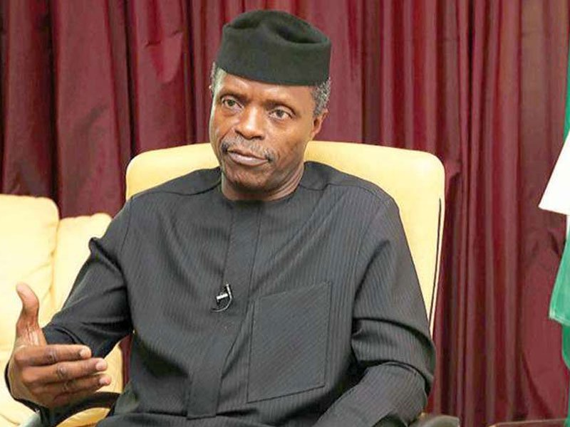 Osinbajo, Facebook's Vice President To Hold Informal Chat Today