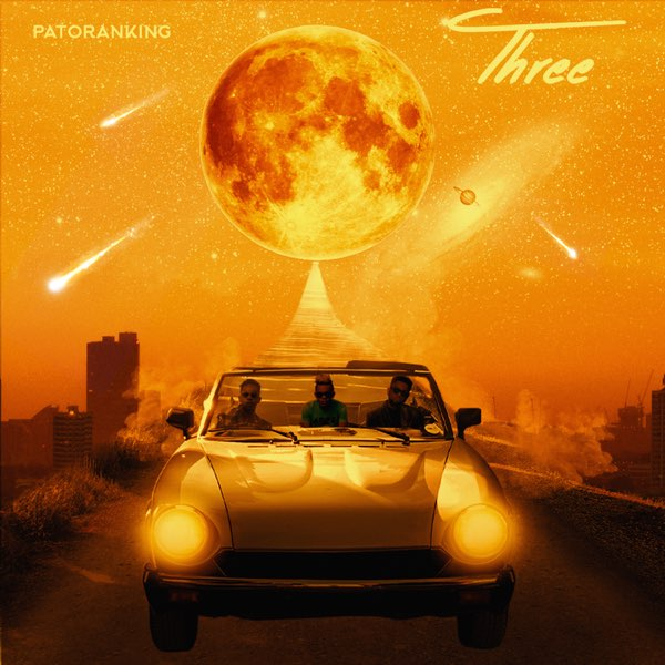 Patoranking – Three Album