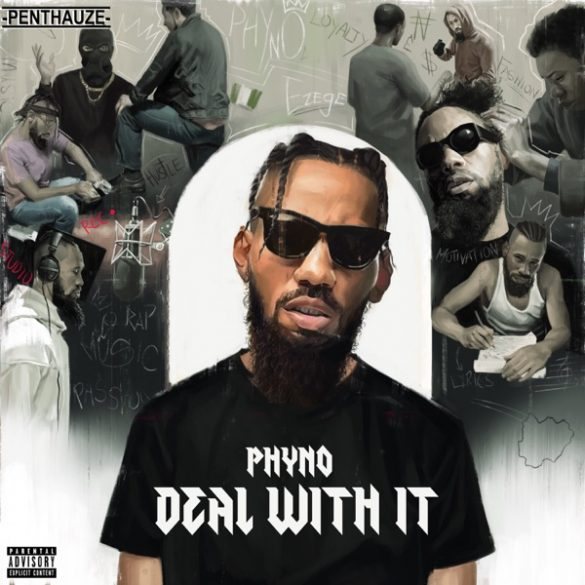 Phyno – Deal With It (Full Album)
