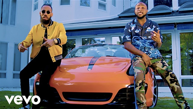 Phyno – Ride For You ft. Davido (Official Video)