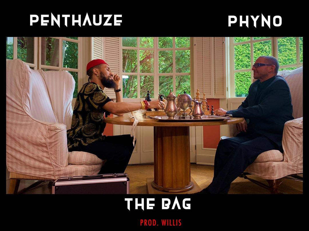 Phyno – The Bag (Prod. Willis) [Official Video]