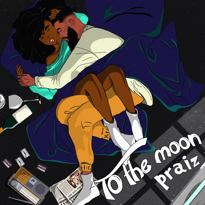 Praiz – To The Moon EP