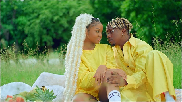 Rayvanny – Number One ft. Zuchu (Official Video)