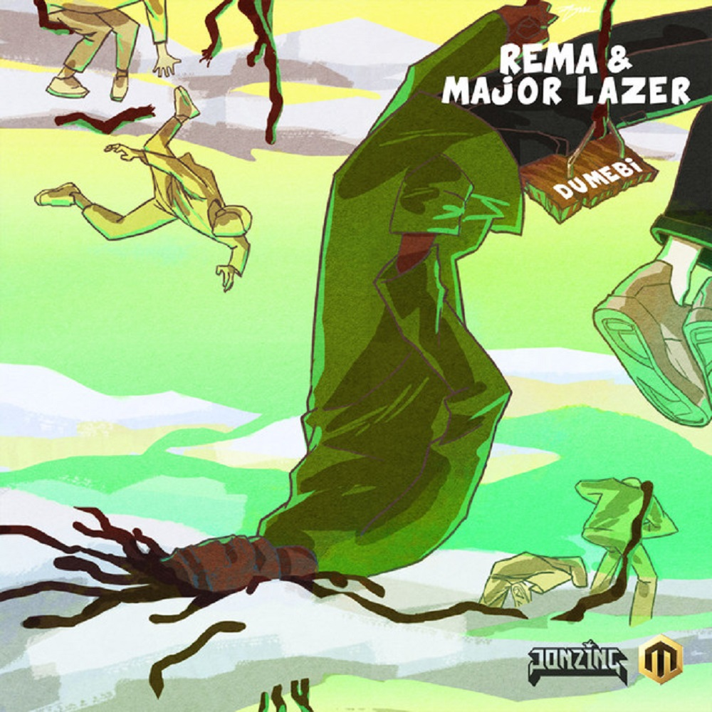 Rema – Dumebi (Major Lazer Remix)