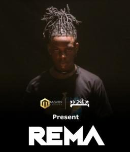 Rema – Rich & Young (Freestyle)