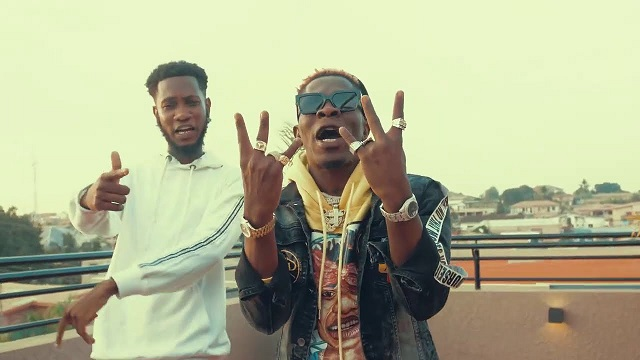 Shatta Wale – Azaa ft. Ypee (OFFICIAL VIDEO)