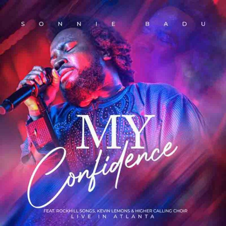 Sonnie Badu – My Confidence (Live Gospel)