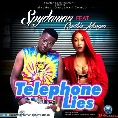 Spydaman ft. Cynthia Morgan – Telephone Lies