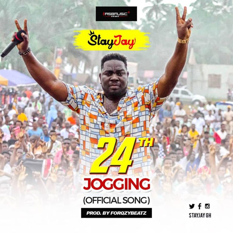 Stay Jay – 24 Jogging (Prod. by Forqzy Beatz)