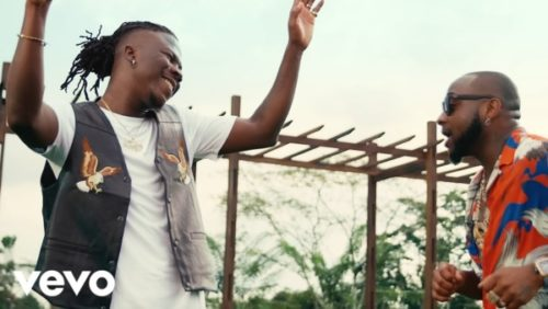 Stonebwoy – Activate ft. Davido (Official Video)