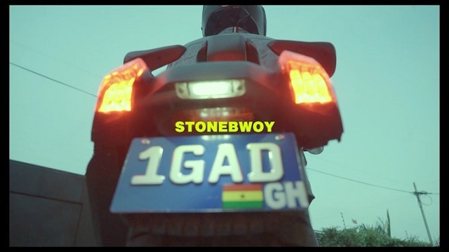 Stonebwoy – Blaze Dem (Freestyle) [Official Video]