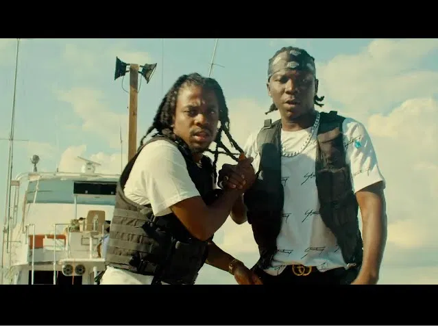 Stonebwoy - Motion Ft. Jahmiel [OFFICIAL VIDEO]