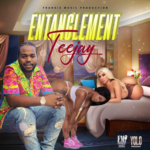 Teejay – Entanglement (Prod. by Frankie Music)