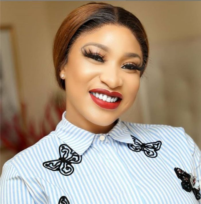 Tonto Dikeh Splashes Millions On New Vehicle