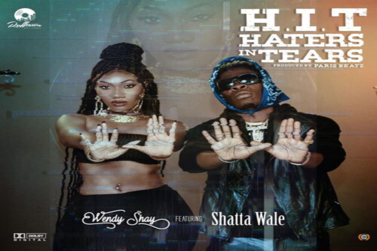 Wendy Shay ft Shatta Wale – Haters In Tears (H.I.T)