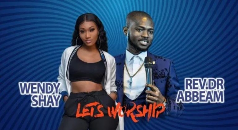 Wendy Shay x Rev Dr Abbeam Amponsah – Let's Worship