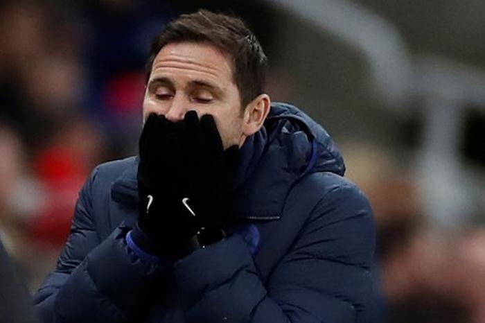 What Lampard Said About Havertz, Werner After 2-0 Defeat To Liverpool