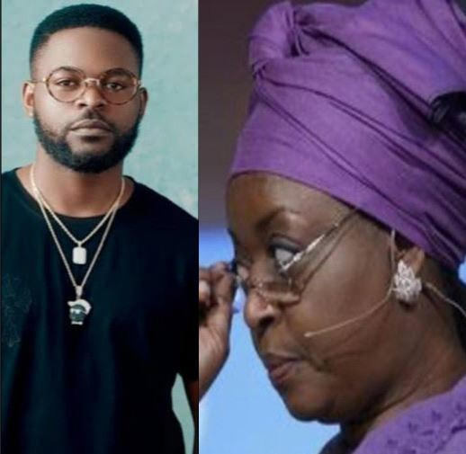 Who Be Yahoo Yahoo Girl If No Be You Falz Blasts Diezani Alison-Madueke