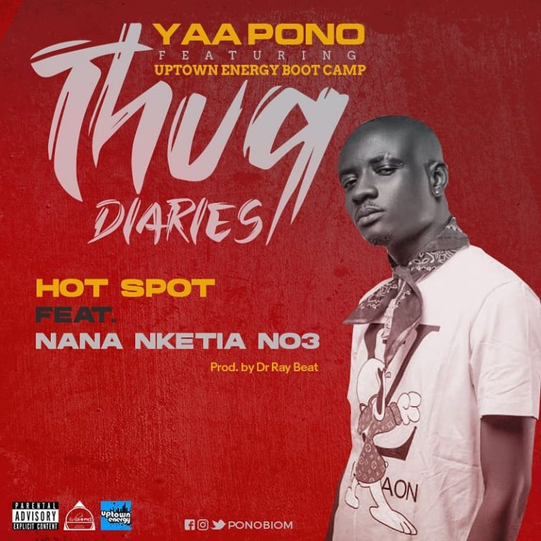 Yaa Pono – Hotspot Ft Nana Nketia NO3 (Prod. by Dr Ray Beat)