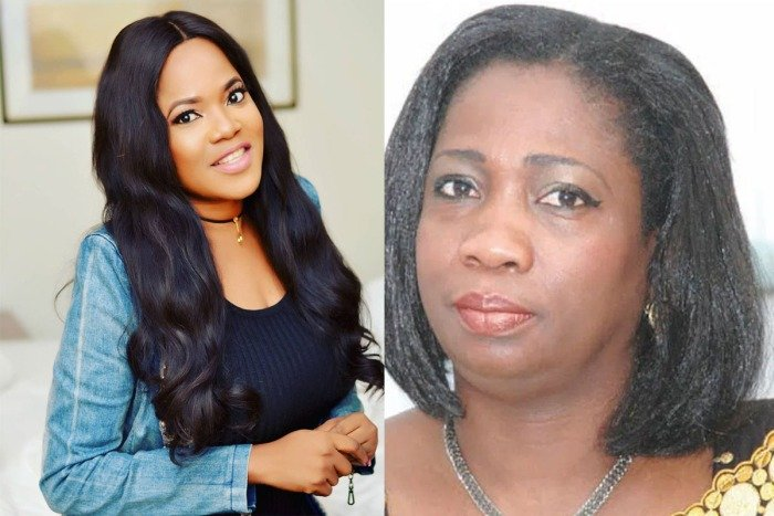 """You People Failed Us"" – Actress, Toyin Abraham Blasts Abike Dabiri For Blocking Her On Social Media"