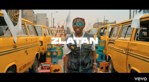 Zlatan – Unripe Pawpaw (feat. Oberz, Papisnoop & Jamo Pyper) [Official Video]